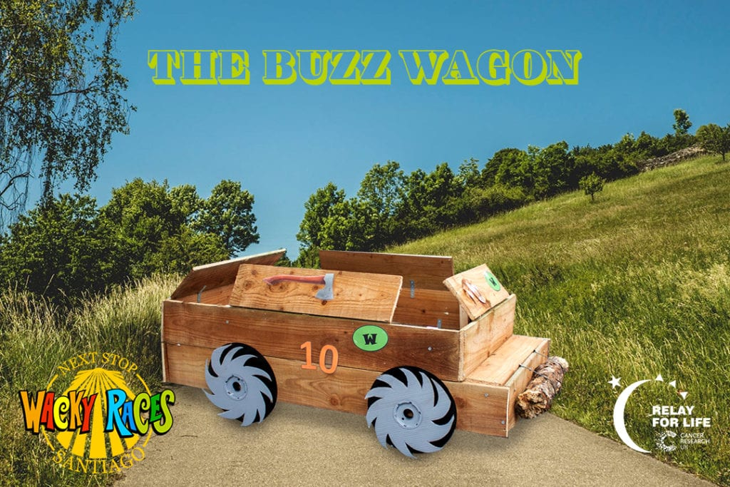 Buzz Wagon