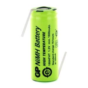 GP Batteries GP160AFHTHB 4/5 AF Opposite Tagged Battery