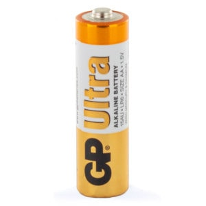 GP Batteries Ultra Alkaline AA Battery
