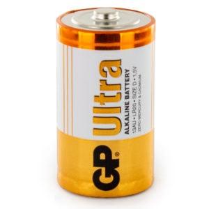GP Batteries Ultra Alkaline D Battery