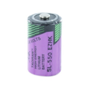 Tadiran Lithium SL-550 1/2 AA Battery Technical Data Sheet