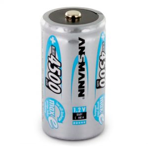 Ansmann Maxe C 4500mah Rechargeable Battery