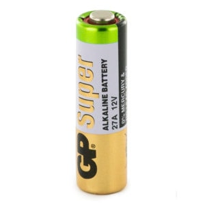 GP Batteries High Voltage 27A Battery