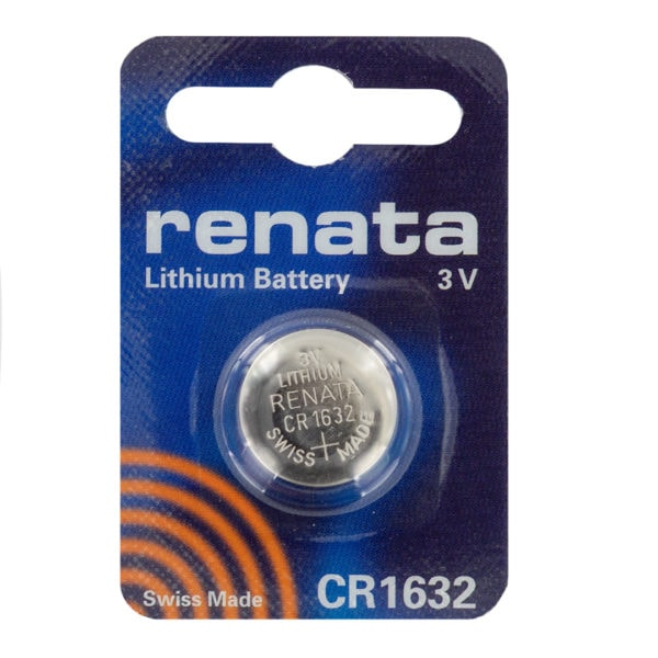 Renata CR1632 Lithium Coin Cell Battery