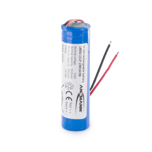 Ansmann Standard Li-ion 3s2p 11 1v 5200mah Battery Pack