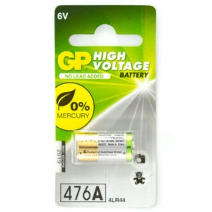 GP Batteries High Voltage 476A Batteries | Pack of 1