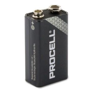 Duracell Procell PP3 (9V) Battery
