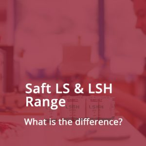 Saft LS LSH Difference
