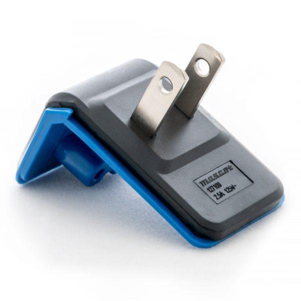 Mascot Blueline US Plug Adaptor