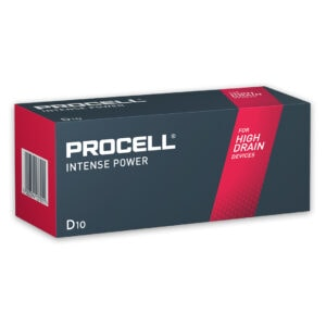 Duracell Procell Intense D Batteries | Box of 10