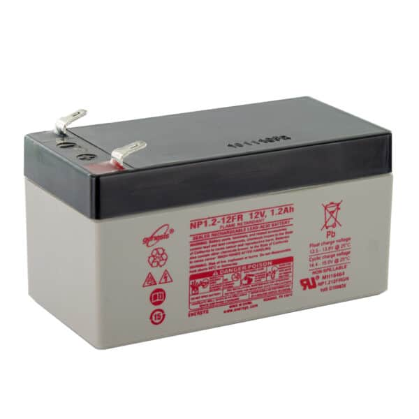 Enersys NP1 2 12fr Rechargeable Sealed Lead Acid SLA Battery