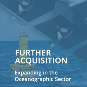 Further Acquisition Of A1M Expand In The Oceanographic